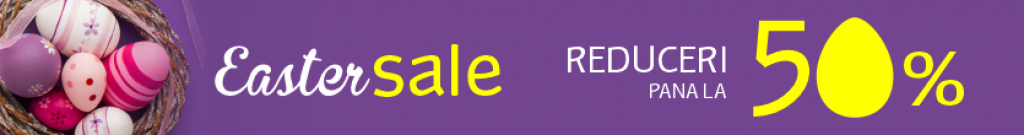 Easter Sales – Reduceri Esteto.ro pana la -50% la mii de produse cosmetice