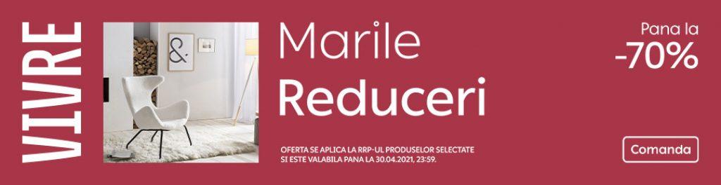Reduceri Vivre.ro de pana la -70% la sute de produse