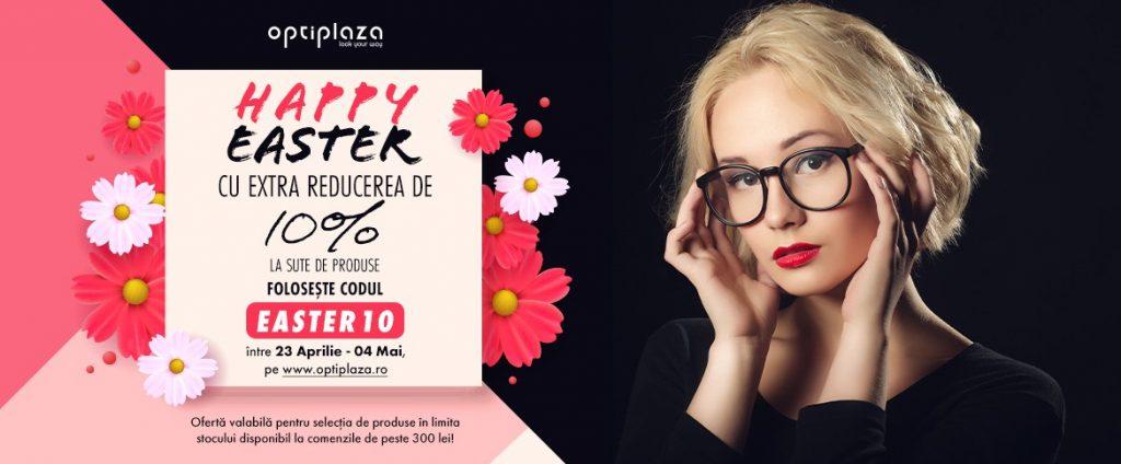 Cod Reducere Optiplaza.ro -10% la toate perechile de ochelari de soare, rame ochelari de vedere si rame ochelari de vedere + lentile