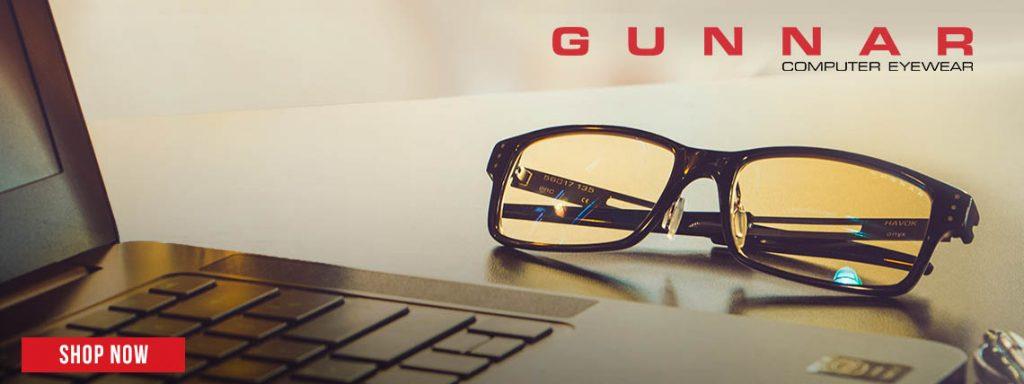Reducere Gunnar.ro de pana la -25% la ochelari de protectie Calculator si ochelari Gaming