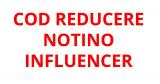 Cod Reducere Notino Influencer pentru un zâmbet de milioane